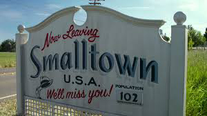 Small Towns, Big Welcomes