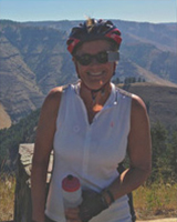 Bicycle Rides Northwest the Organization BRNW Board of Directors Liz Monson