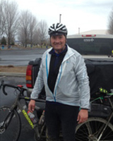 Bicycle Rides Northwest the Organization BRNW Board of Directors Russell Crecraft